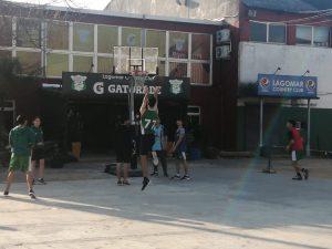 Club Lagomar no detuvo obras