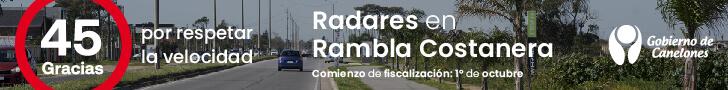Campaña Radares